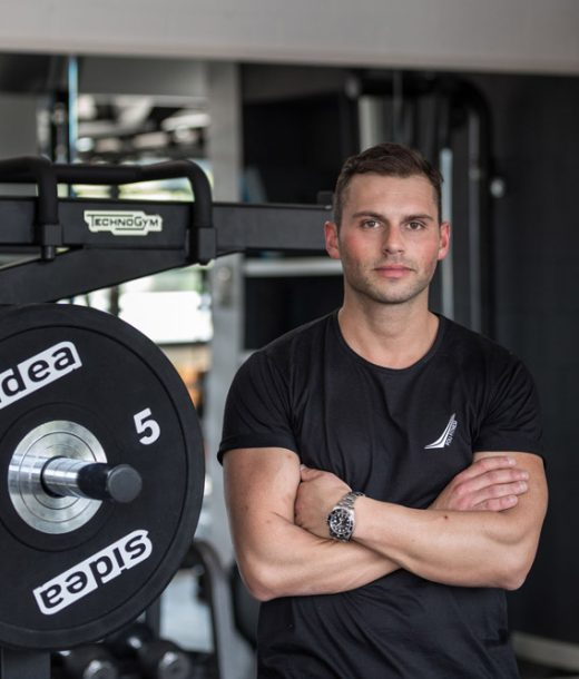 Andrea Poli, Fondatore e Personal Trainer
