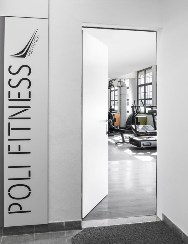 Centro fitness e palestra Polifitness - Contattaci!