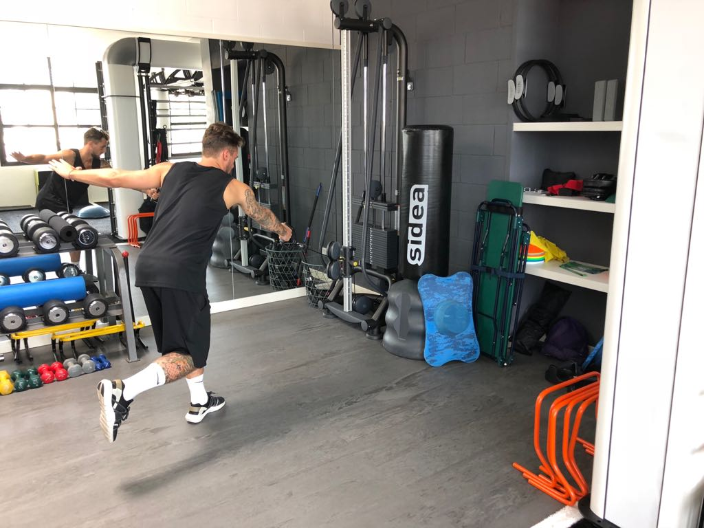 Polifitness - Functional Training 1